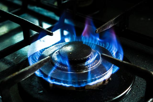 Диагностика газовых плит